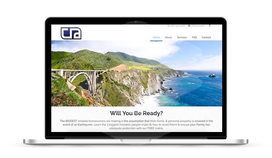 Cullen Insurance: Website Copy