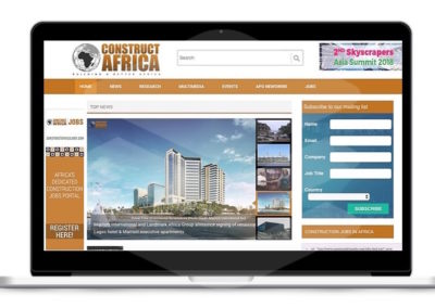 Construct Africa Jobs: Email Marketing